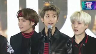 [VIETSUB] 180125 BTS thắng giải DAESANG @27th SMA 2018