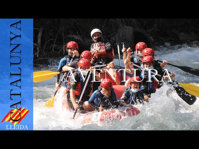 Trailer Aventura Pallars Sobira | Pirineo Lleida
