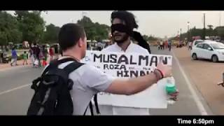 Watch how Indians reacted to Social experiment by Muslim youth on Roza /fasting
