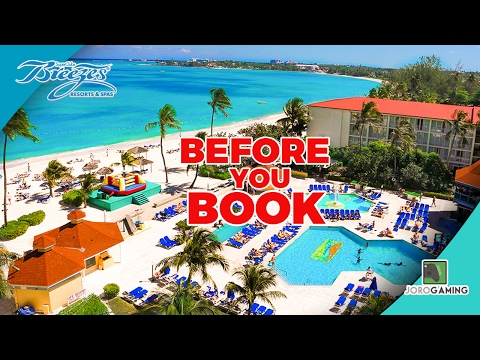 Breezes Resort & Spa Bahamas Review/Walkthrough