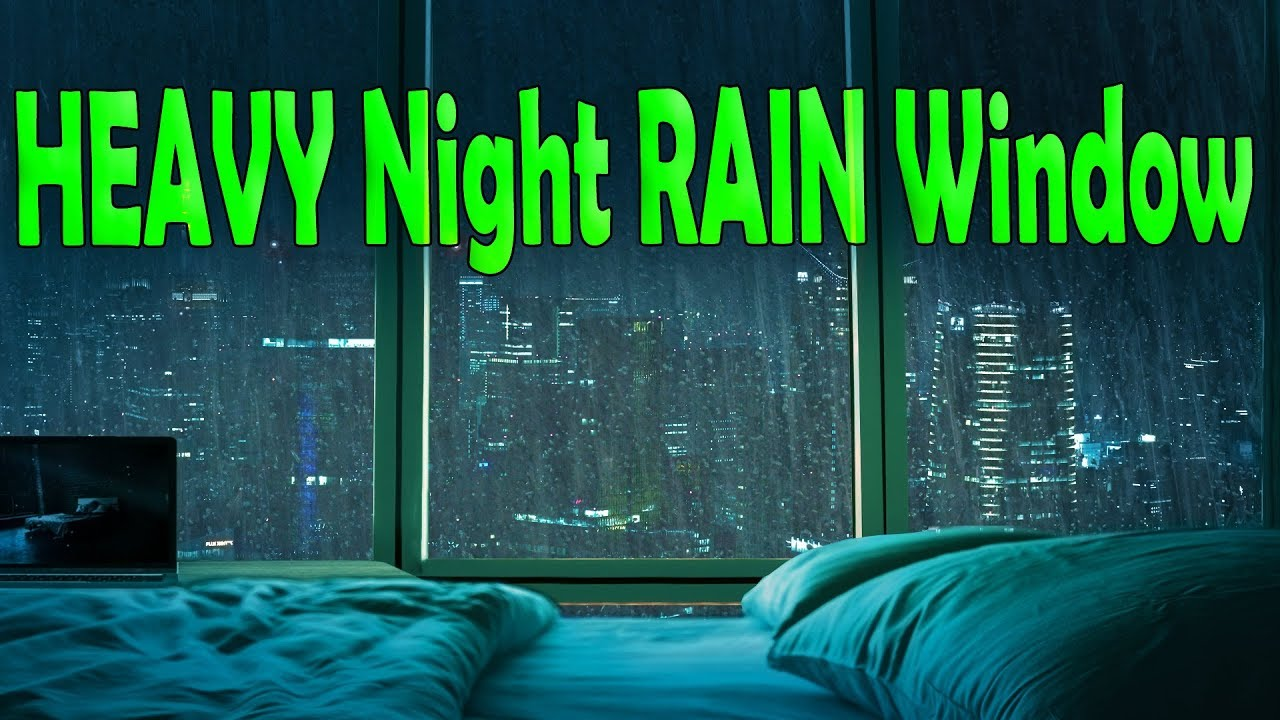 Rainy Mood - Helps you to focus, relax, and sleep. Now ...