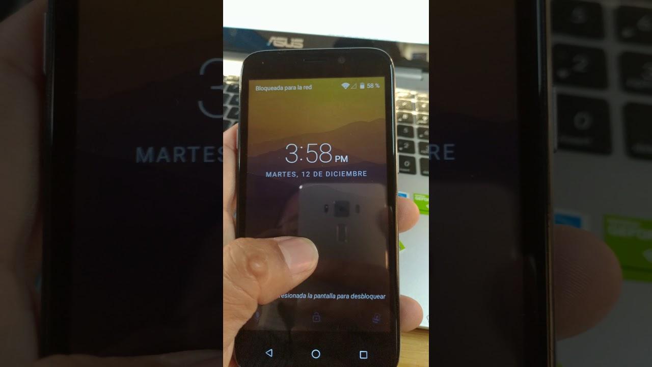 Zte Maven 3 modelo z835 AT&T, unlock, liberacion