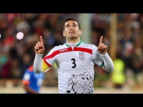 Iran's National Football Team at the 2018 World Cup, Ehsan Hajsafi