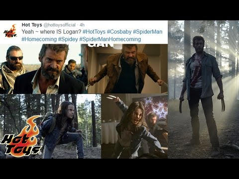 Possible Hot Toys Logan Confirmation Thoughts & Hopes about the figures