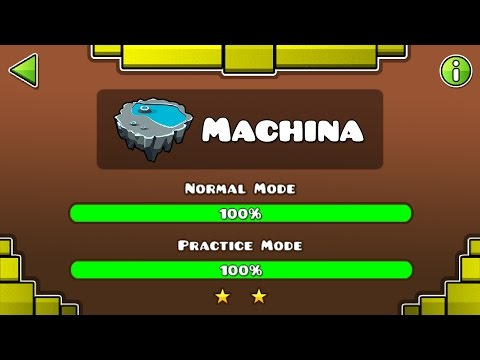 SI 'MACHINA' FUERA GEOMETRY DASH 2.1 [Full Version] | Geometry Dash 2.1 | SirKaelGD