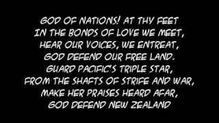 NZ National Anthem (Extended Version) for Christchurch by Cindy Ruakere