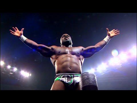Apollo Crews faces Samoa Joe tonight on WWE Network