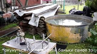 Садовый фонтан своими руками / garden fountain - do it yourself