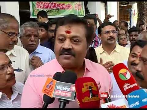 Suresh Gopi MP's responses on  Yesudas seeks entry to Padmanabhaswamy temple