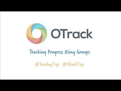 Tuesday Tips: Tracking Progress Using Groups