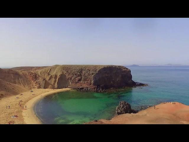 Papagayo, Playa Blanca