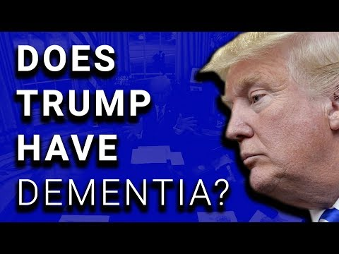 VIDEO: New Evidence of Trump Dementia?