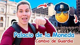 CAMBIO DE GUARDIA DEL PALACIO DE LA MONEDA  | SANTIAGO DE CHIL…