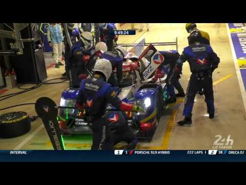 2017 24 Hours of Le Mans - Race hour 15 - REPLAY