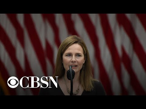 What Amy Coney Barrett's Supreme Court nomination means for the 2020 election