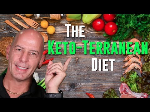 How To COMBINE The KETO And MEDITERRANEAN DIETS!!!