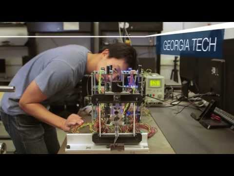 Georgia Tech Mechanical Engineers MAKE