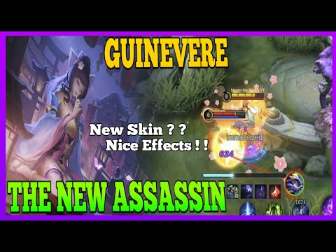 You Have to try this Jungle Guinevere   Master the Basics   Guinevere Gameplay   MLBB
