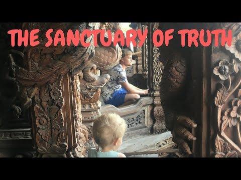 The Sanctuary of Truth, Pattaya | THAILAND travel