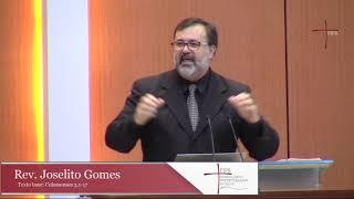 Rev. Joselito Gomes | Colossenses 3:1-7 |09.08.2020
