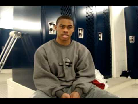 CapitolHoops.Com Basketball Interview Markel Starks Georgetown Prep 2010