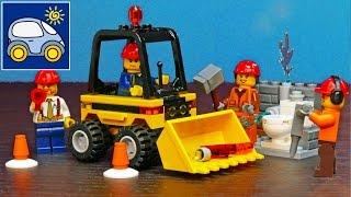 Лего Сити Строители или Разрушители? Распаковка и сборка набора 60072 Строительная Команда. Картонка(Стройка в Лего Сити играет особо важную роль: развивая свою инфраструктуру, жители Lego City строят новые дома..., 2015-10-06T08:55:47.000Z)