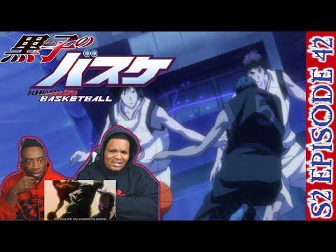 THE ZONEEEEEE! | Kuroko No Basket Season 2 Episode 42 | Reaction