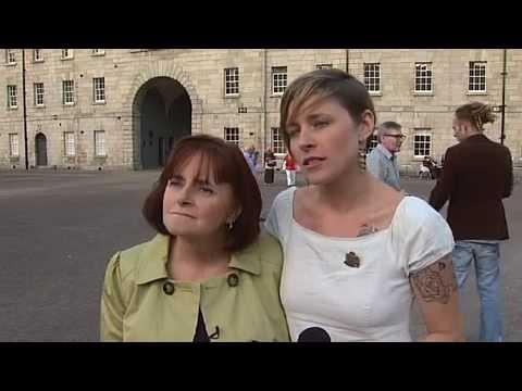 Mary Ann & Jamie O'Rourke talk about the Ground Zero 360 Exhibition
