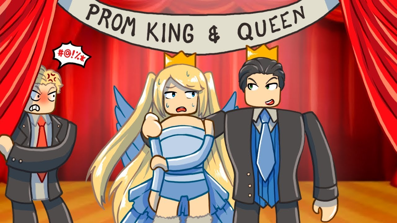 My Bully And I Won Prom Queen And King Awkward Royale High
