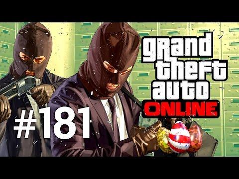 Grand Theft Auto V | Online Multiplayer | Episodul 181 (Insurgent vs RPG)