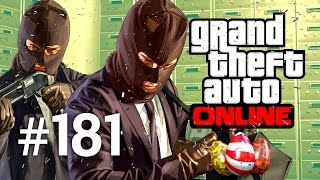 Grand Theft Auto V | Online Multiplayer | Episodul 181 (Insurgent vs RPG)