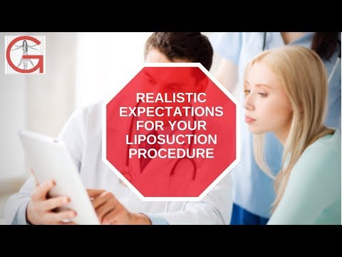 Realistic Expectations For Your Liposuction Procedure | Dr. Michael Gartner