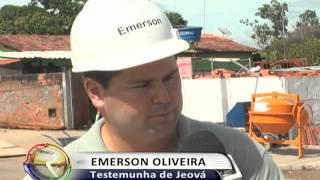 JORNAL TV RIO -20-11-12 - TESTEMUNHA DE JEOVÁ FAZEM MULTIRÃO