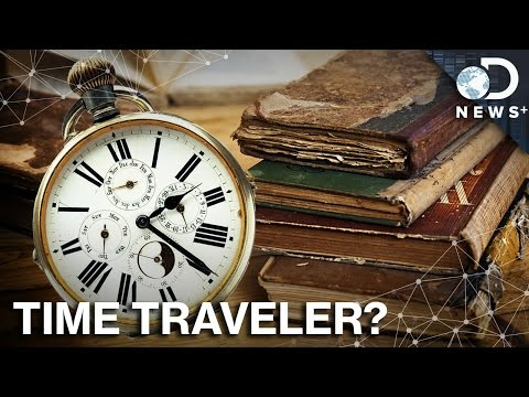 Who Was The First Person To Time Travel?