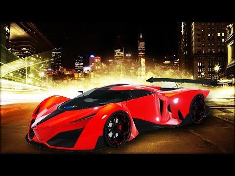 Breaking Speed Records - NEW SUPER SONIC CAR! (GTA 5)
