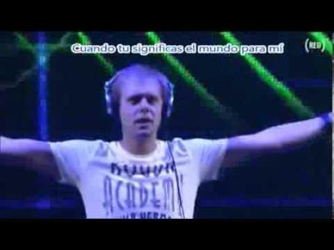 RAMelia (Tribute To Amelia) - RAM & Susana (Letras Español) Armin Van Buuren