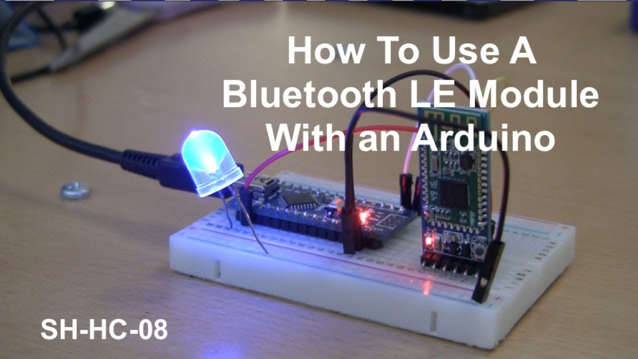 Wirelessly Control Your Arduino Using a Bluetooth Module for Under $5