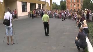 Показательные выступления в Новотроицке