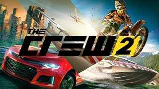 The Crew 2 Closed BETA | Ahh serwery!