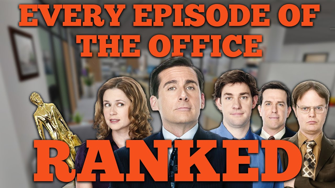 Download Ranking EVERY Episode of The Office