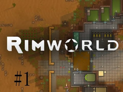 (BILL國王)邊緣世界RimWorld 四管齊下讓殭屍懷孕吧!! 殭屍模式#1