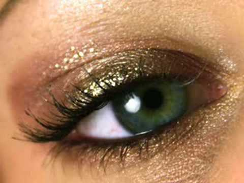 Makeup TUTORIAL Trucco Bronzo \u0026 Oro