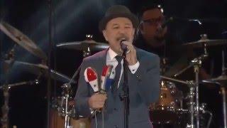 Rubén Blades con Roberto Delgado & Orquesta | CAMINANDO
