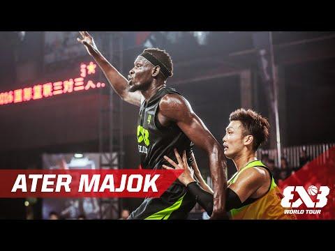 Ater Majok - Mixtape - Beijing - 2016 FIBA 3x3 World Tour