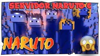 🔥SERVIDOR DE NARUTO C MINECRAFT ONLINE BRASILEIRO PIRATA E ORIGINAL TECHNIC LAUNCHER