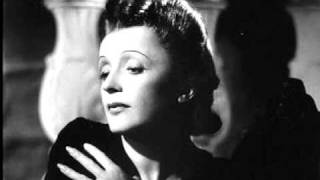 Watch Edith Piaf Cest Lamour video