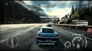 [PS3]#2 Course Poursuite sur Need for Speed Rivals !