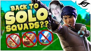 Mongraal   SOLO SQUADDING IN 2019!? (Fortnite Stream Highlights Gameplay)
