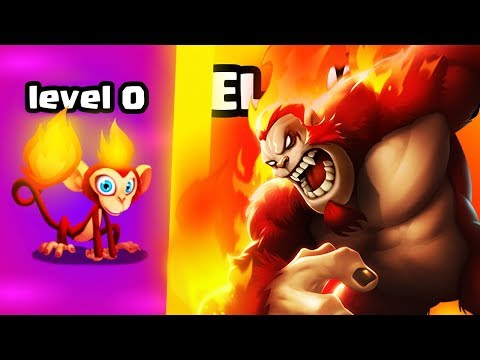 IS THIS THE STRONGEST MONSTER BOSS EVOLUTION? (9999+  MOST HIGHEST LEVEL) L Monster Legends New Game