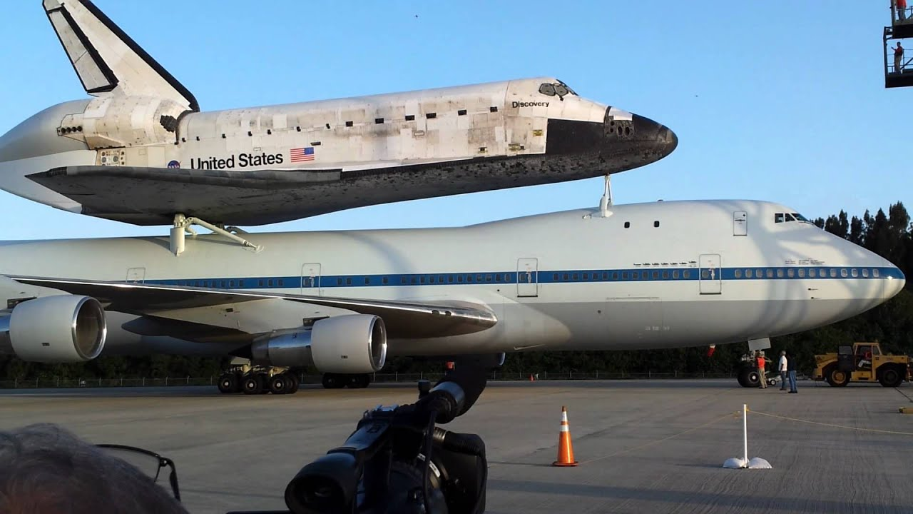 space shuttle transport plane - photo #19